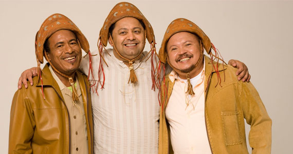 Trio Virgulino embala a noite de quarta- feira com muito forró no Canto da Ema Eventos BaresSP 570x300 imagem
