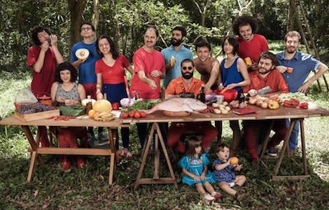 Trupe Chá de Boldo comemora 10 anos na estrada em show no Sesc Vila Mariana Eventos BaresSP 570x300 imagem