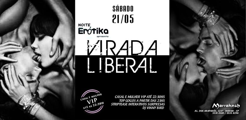 Noite Erótika apresenta Virada Liberal esquentando o sábado do Marrakesh Club Eventos BaresSP 570x300 imagem