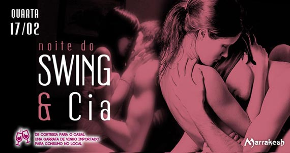 Noite do Swing e Cia anima o Marrakesh Club com muito swing e sedu��o BaresSP
