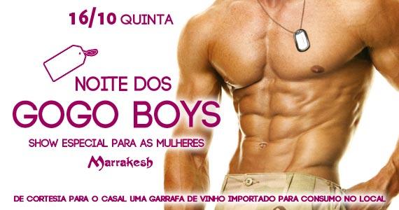Quinta-feira tem Noite dos Gogo Boys animando o Marrakesh Club Eventos BaresSP 570x300 imagem