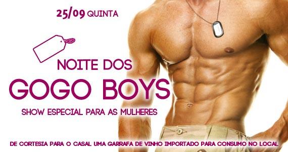 Noite dos Gogo Boys para agitar a noite de quinta-feira do Marrakesh Club Eventos BaresSP 570x300 imagem
