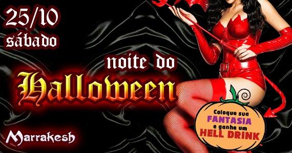 Noite do Halloween comandam a noite de sábado no Marrakesh Club Eventos BaresSP 570x300 imagem