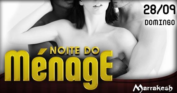 Noite do Ménage para animar o domingo do Marrakesh Club com muito erotismo e sedução Eventos BaresSP 570x300 imagem