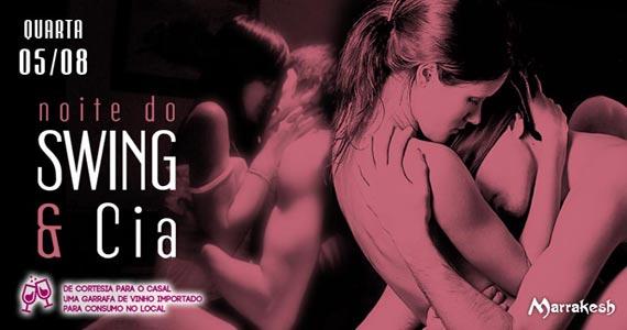 Noite do Swing e Cia esquenta a quarta no Marrakesh Club Eventos BaresSP 570x300 imagem
