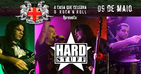 Gillans Inn recebe os agitos da banda HardStuff com o melhor do rock Eventos BaresSP 570x300 imagem