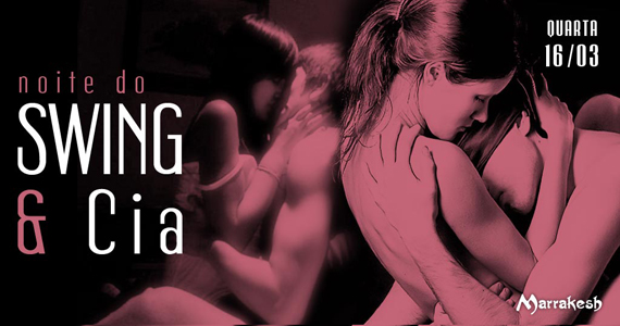 Noite do Swing e Cia para esquentar o Marrakesh Club na quarta-feira Eventos BaresSP 570x300 imagem