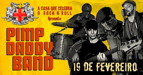 Banda Pimp Daddy Band com muito blues e soul nesta quinta-feira no Gillans Inn