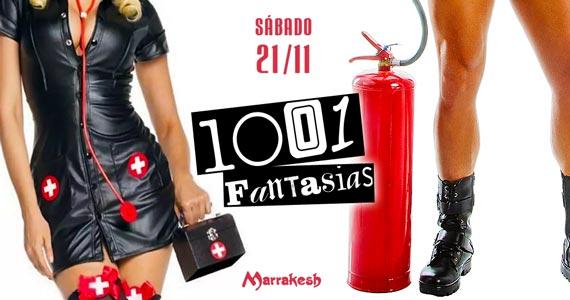 Noite das 1001 Fantasias anima o sábado do Marrakesh Club Eventos BaresSP 570x300 imagem