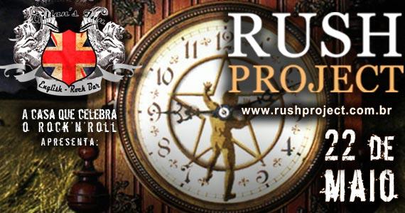 Rush Project com o melhor do pop rock animando a sexta do Gillans Inn Eventos BaresSP 570x300 imagem