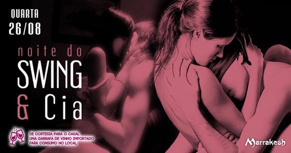 Quarta-feira com a Noite do Swing & Cia para agitar o Marrakesh Club Eventos BaresSP 570x300 imagem