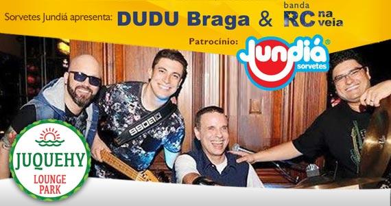 Dudu Braga e banda RC na Veia se apresentam no Juquehy Lounge Park sexta-feira Eventos BaresSP 570x300 imagem
