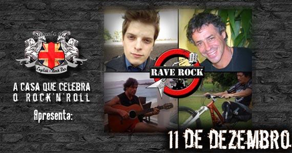 Banda Rave Rock embala a noite de quinta-feira com muito rock no Gillans Inn Eventos BaresSP 570x300 imagem