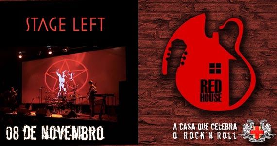 Bandas Red House e Stage Left comandam a noite de sábado com muito rock no Gillans Inn Eventos BaresSP 570x300 imagem