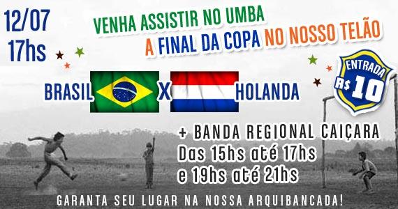 Umbabarauma Bar recebe grupo Regional Caiçara e transmite jogo do Brasil neste sábado Eventos BaresSP 570x300 imagem