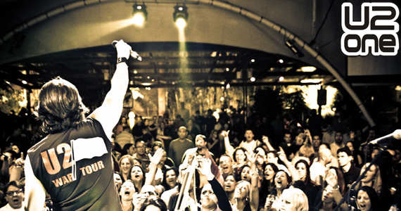 Cover da banda U2 nesta sexta no Morrison Rock Bar - Rota do Rock Eventos BaresSP 570x300 imagem