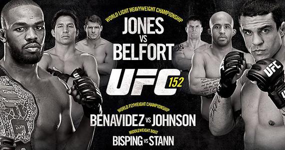 Buddies American Pub exibe o confronto Jones vs Belfort, neste sábado Eventos BaresSP 570x300 imagem