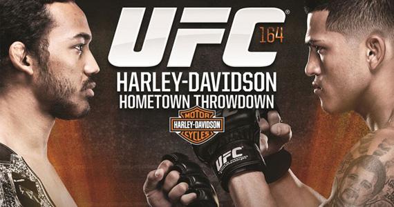 Matizes Bar transmite a luta de Henderson x Pettis pela UFC 164 neste sábado Eventos BaresSP 570x300 imagem