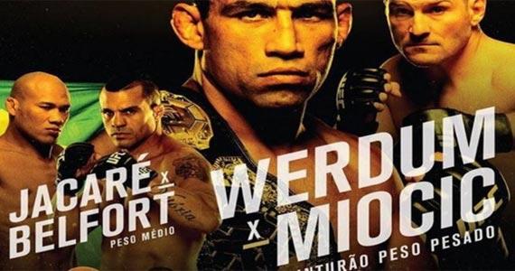 Bar Aurora transmite luta UFC 198 no sábado Eventos BaresSP 570x300 imagem