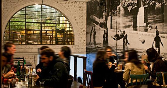 Zé Américo & Gabrielle comandam a noite de terça com muito Jazz no Umbabarauma Bar Eventos BaresSP 570x300 imagem