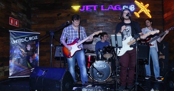United Circle embala a noite ao som de muito rock'n'roll no Jet Lag Pub dos Jardins Eventos BaresSP 570x300 imagem