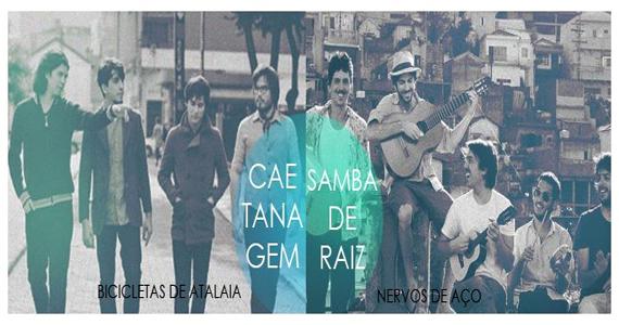 Espaço Urucum recebe noite com tributo a Caetano Veloso e samba de raiz Eventos BaresSP 570x300 imagem