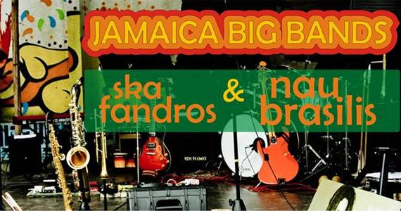 Espaço Urucum embala a sexta-feira com a noite Jamaica Big Bands Eventos BaresSP 570x300 imagem