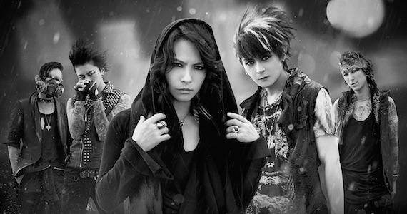 Rock da banda japonesa Vamps agita o público no Cine Joia Eventos BaresSP 570x300 imagem
