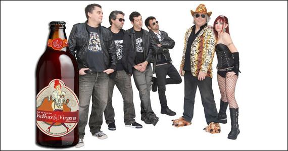 MR. Beer promove happy hour especial com participação da banda Velhas Virgens Eventos BaresSP 570x300 imagem