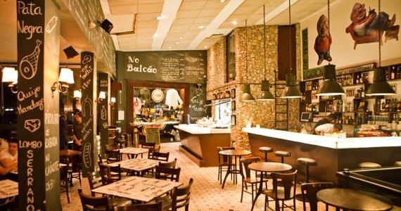 Veríssimo Bar oferece balcão de petiscos espanhóis para animar o Happy Hour Eventos BaresSP 570x300 imagem