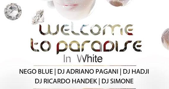 Festa Welcome to Paradise In White agita o sábado no Via Marquês Eventos BaresSP 570x300 imagem