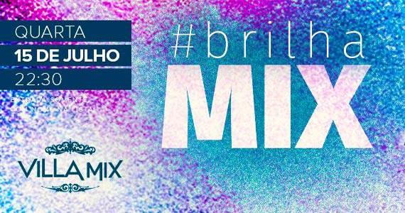 Villa Mix promove o Brilha Mix com o show de Samba Santa Clara e convidados Eventos BaresSP 570x300 imagem