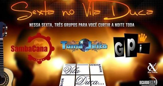 Roda de samba com diversas atrações no Vila Duca Botequim do Tatuapé Eventos BaresSP 570x300 imagem