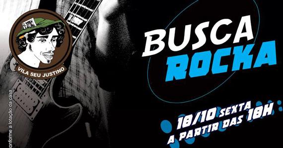 Projeto Busca Rocka com muita música e Busca Vida agitam a noite de sexta-feira no Vila Seu Justino Eventos BaresSP 570x300 imagem