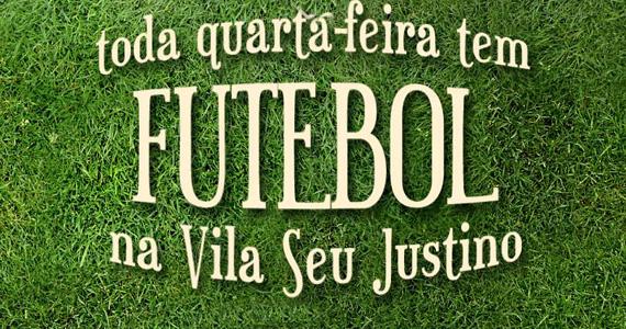 Quarta-feira é dia de futebol e cerveja gelada no Vila Seu Justino Eventos BaresSP 570x300 imagem