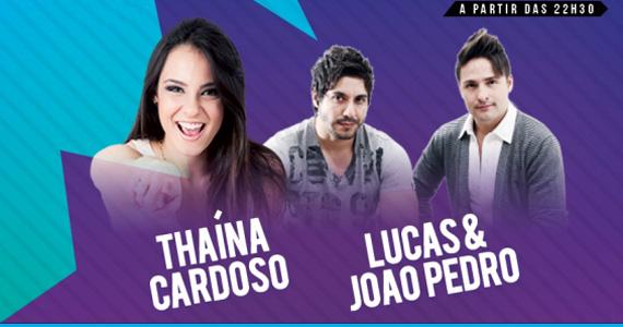Thainá Cardoso e Lucas & João Pedro com muito sertanejo no palco do Villa Mix Eventos BaresSP 570x300 imagem