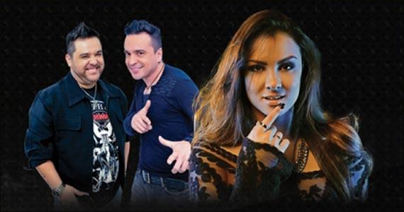 Villa Mix embala a noite ao som de Danny & Allan e Thainá Cardoso Eventos BaresSP 570x300 imagem