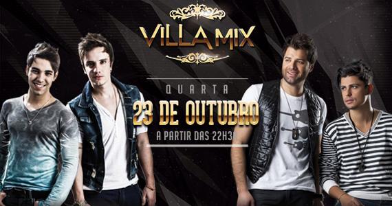 Villa Mix recebe Fábio & Renan e André & Kadu nesta quarta-feira  Eventos BaresSP 570x300 imagem