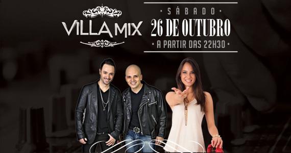 Apresentação de Vecchi & Rafa e da cantora Thainá Cardoso no palco do Villa Mix Eventos BaresSP 570x300 imagem
