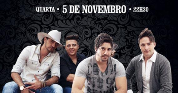Deuber & Leandro e Lucas & João Pedro se apresentam no palco do Villa Mix Eventos BaresSP 570x300 imagem