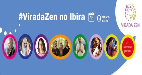 Parque do Ibirapuera é palco da 1º Edição da Virada Zen Eventos BaresSP 570x300 imagem