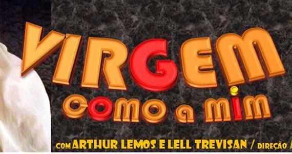Peça Virgem, como a mim, comédia no palco do Amadododito Espaço Cênico Eventos BaresSP 570x300 imagem