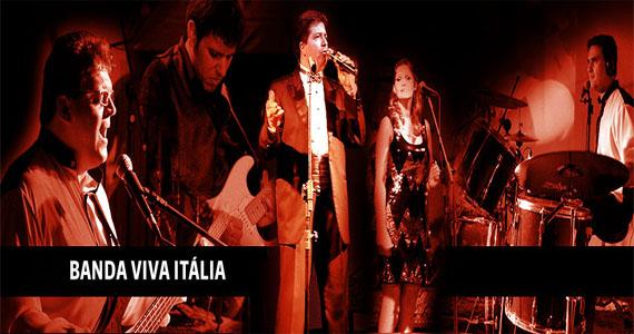 Banda Viva Itália apresenta show no palco da 1900 Pizzeria Vila Mariana em comemoração dos 30 anos da casa Eventos BaresSP 570x300 imagem