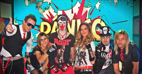 Na Mata Café recebe banda oficial do programa Pânico na TV Eventos BaresSP 570x300 imagem