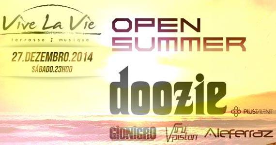Vive La Vie Club realiza a Open Summer Party com DJ Doozie e convidados Eventos BaresSP 570x300 imagem