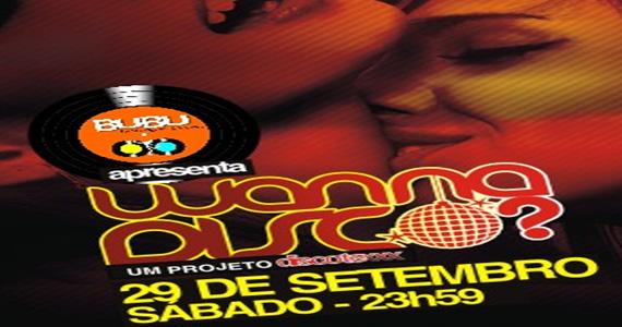 Bubu Lounge Disco tem Wanna Disco Edition neste sábado Eventos BaresSP 570x300 imagem