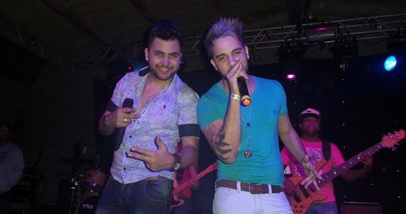 As duplas Leandro & Gustavo e Wesley & Lucas agitam a Yes Brasil Pub Eventos BaresSP 570x300 imagem