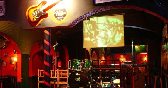 Led Zeppelin Tribute no palco do Willi Willie Bar e Arqueria - Rota do Rock Eventos BaresSP 570x300 imagem