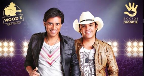 Dupla sertaneja Guilherme e Santiago animam o palco da Woods Eventos BaresSP 570x300 imagem
