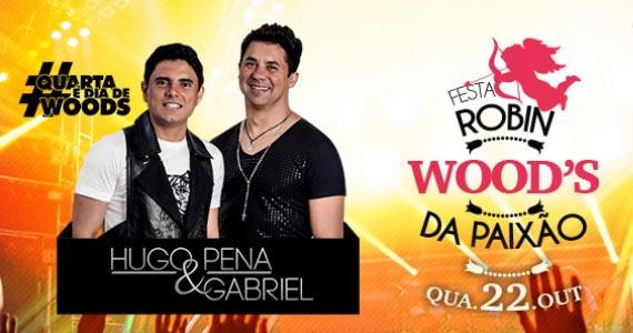 Hugo Pena & Gabriel se apresentam nesta quarta-feira no palco da Wood's SP Eventos BaresSP 570x300 imagem